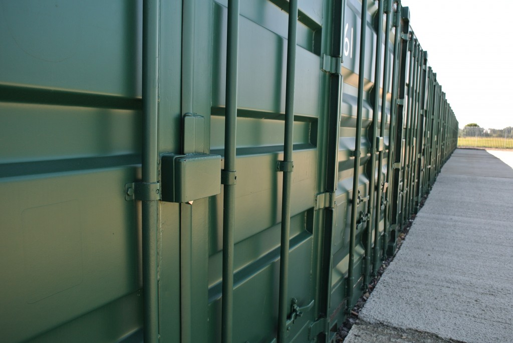 Secure Storage in Bedfordshire